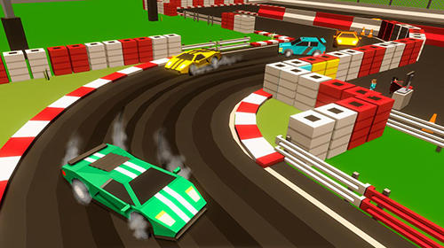 Skid chase fast: Racing rally screenshot 3