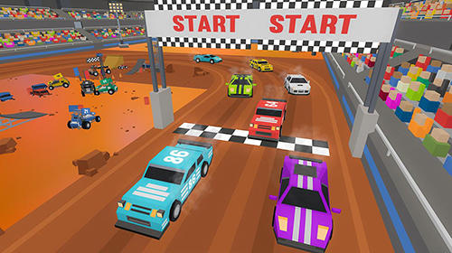 Skid chase fast: Racing rally screenshot 5