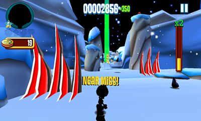 Skiing Fred screenshot 7