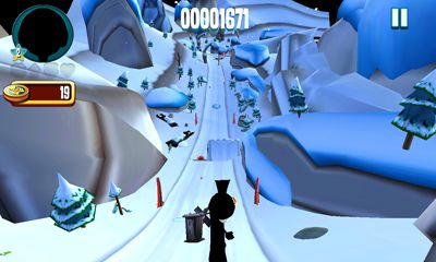 Skiing Fred screenshot 5