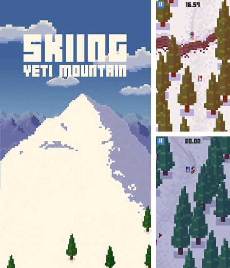 Skiing: Yeti mountain