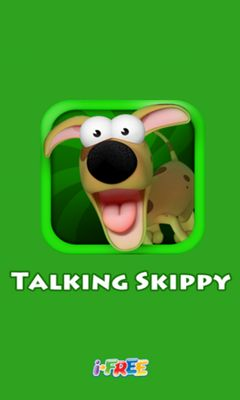 Skippy-speaking puppy! обложка