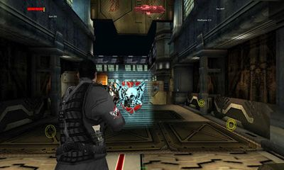 Skull Force screenshot 1