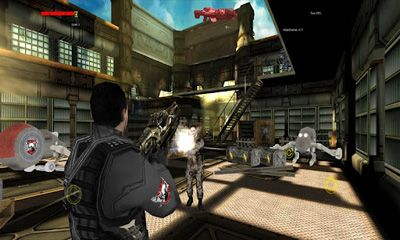 Skull Force screenshot 2