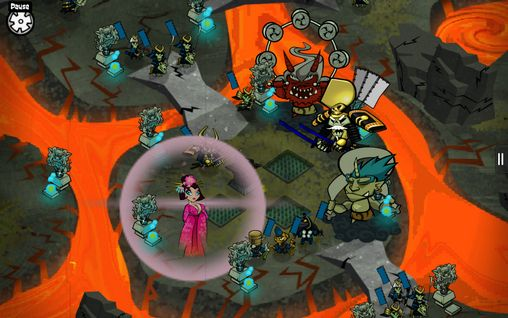 Jogue Skulls of the shogun para Android. Jogo Skulls of the shogun para download gratuito.