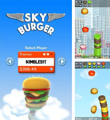 In addition to the game Vermin for Android phones and tablets, you can also download Sky Burger for free.