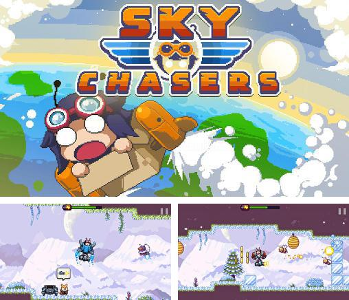 In addition to the game Robby rush for Android phones and tablets, you can also download Sky chasers for free.