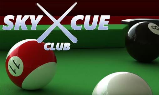 Sky cue club: Pool and Snooker poster