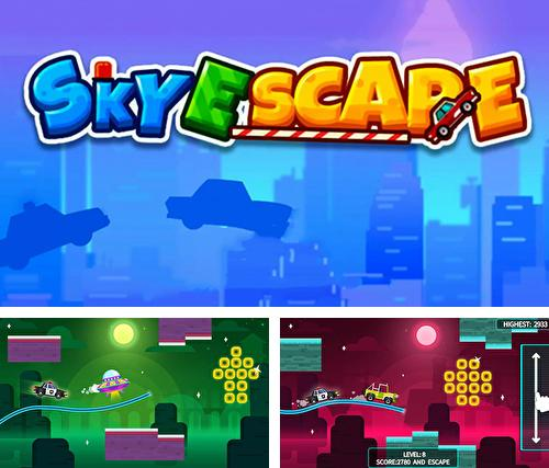 Sky escape: Car chase