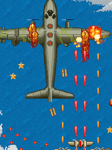 Screenshots von Sky fighter 1943 für Android-Tablet, Smartphone.