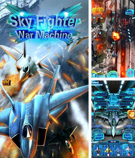 In addition to the game Tiamat X for Android phones and tablets, you can also download Sky fighter: War machine for free.