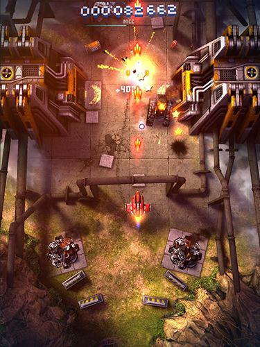 Screenshots von Sky force 2014 für Android-Tablet, Smartphone.