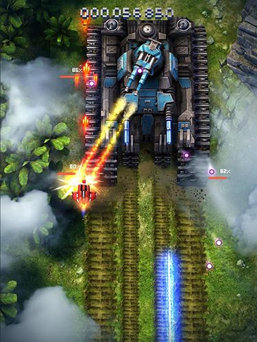 Sky force 2014 screenshot 5