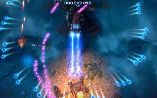 Screenshots von Sky force: Reloaded für Android-Tablet, Smartphone.