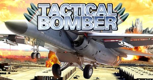 Sky force: Tactical bomber 3D обложка