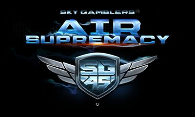 Sky gamblers: Air supremacy poster