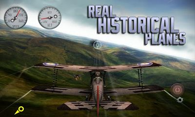 Download Sky Gamblers: Rise of Glory Android free game.