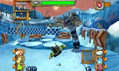 Sky Pirates Racing скриншот 2