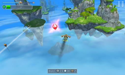 Sky to fly: Faster than wind screenshot 4