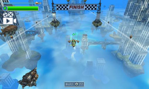 Sky to fly: Faster than wind screenshot 5