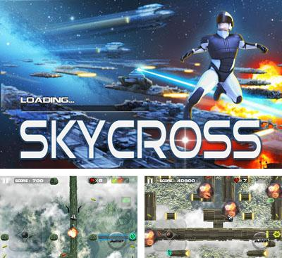 In addition to the game Crumble Zone for Android phones and tablets, you can also download Skycross for free.