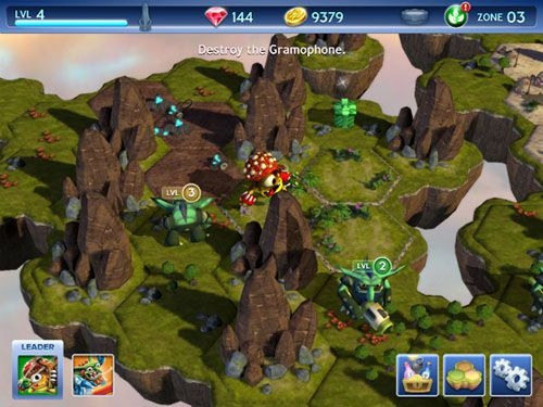 Download Skylanders: Battlegrounds Android free game.