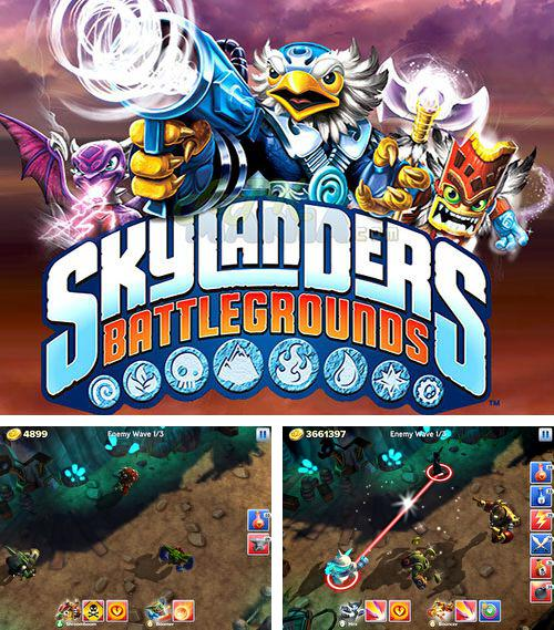 Skylanders: Battlegrounds