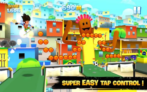 Skyline skaters: Welcome to Rio картинка из игры 3