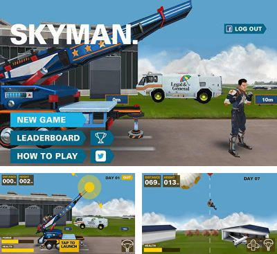 In addition to the game Tower Defense 3D - Fantasy for Android phones and tablets, you can also download Skyman for free.