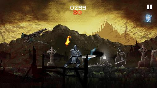 Download Slashy souls Android free game.