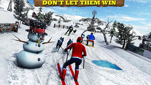 Get full version of Android apk app Sled dog racing 2017 for tablet and phone.