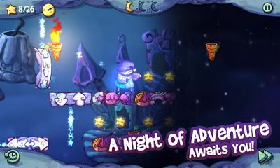 Screenshots von Sleepwalker's Journey für Android-Tablet, Smartphone.
