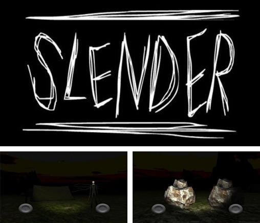 In addition to the game Slender: The Asylum for Android phones and tablets, you can also download Slender: Morning camp for free.