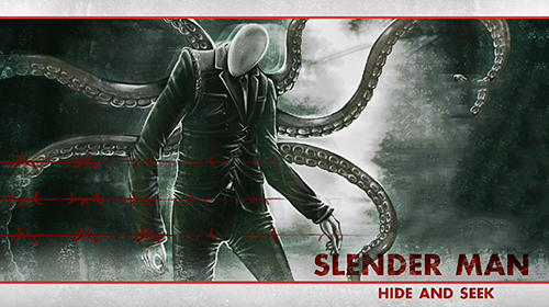 Slenderman: Hide and seek online