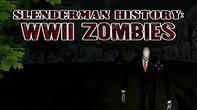 Slenderman history: WW 2 zombies APK