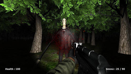 Slenderman must die. Chapter 3: Silent forest картинка из игры 3
