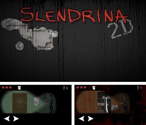House of Slendrina for...2d Slender Man Games