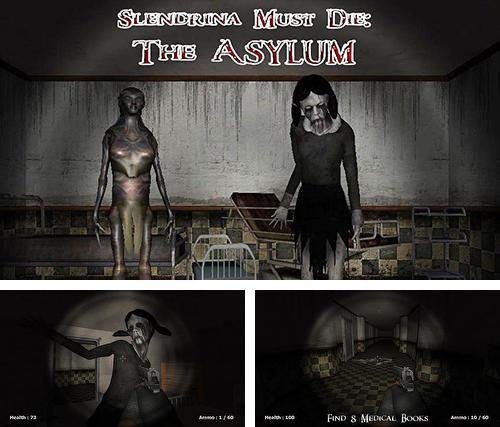 Slendrina must die: The asylum