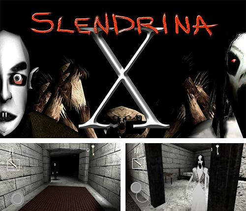 In addition to the game Insomnia 3 for Android phones and tablets, you can also download Slendrina X for free.