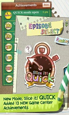 Download Slice It! Android free game.