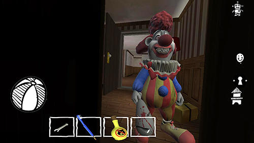 Screenshots do Slickpoo: The clown - Perigoso para tablet e celular Android.