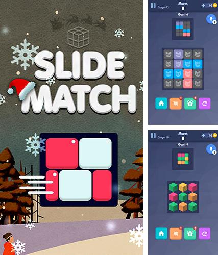 Slide match: Life is a puzzle