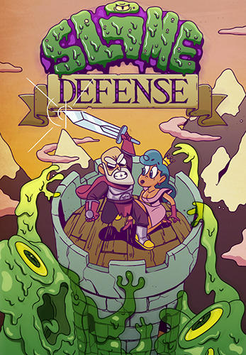 Slime Defense: Idle tower defense