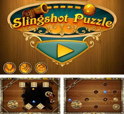 In addition to the game Rope Escape Atlantis for Android phones and tablets, you can also download Slingshot Puzzle for free.
