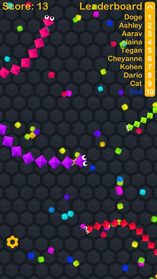 Slithering snakes screenshot 2