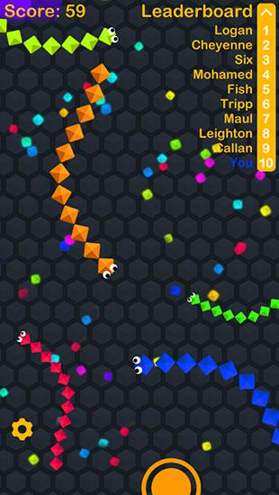 Slithering snakes screenshot 3