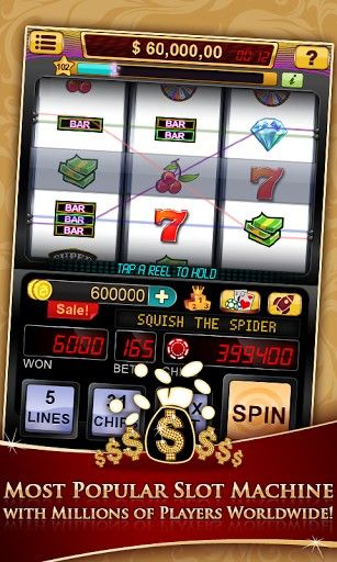 Slot machine screenshot 4