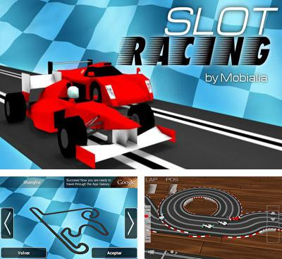 In addition to the game Toy's Parking 3D for Android phones and tablets, you can also download Slot Racing for free.