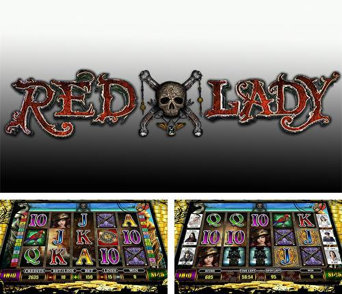 Slot red lady