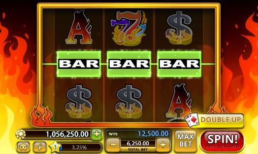 Screenshots do Big Las Vegas casino: Slots machine - Perigoso para tablet e celular Android.